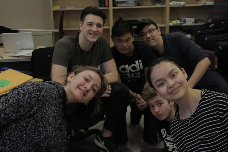 Youth from Nunavut